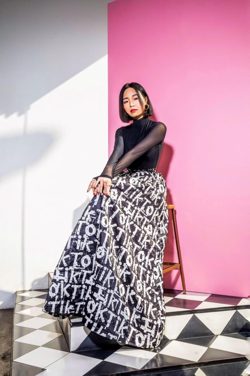 CeCe Vu, TikTok's lead of fashion and beauty partnerships.