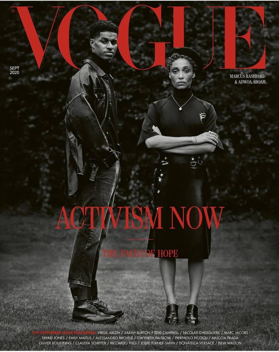Vogue UK September 2020