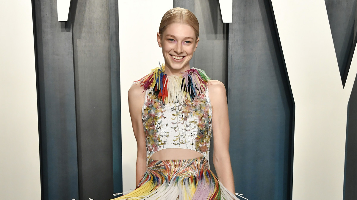 Great Outfits in Fashion History: Hunter Schafer in the Most Fun Givenchy Haute Couture Dress