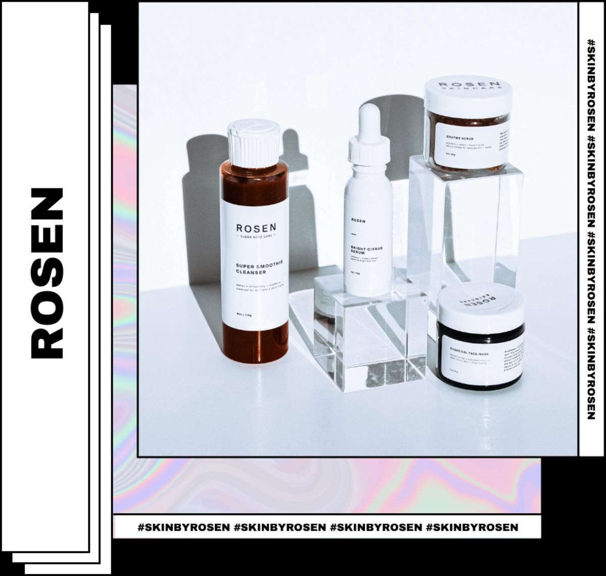 rosen skin care