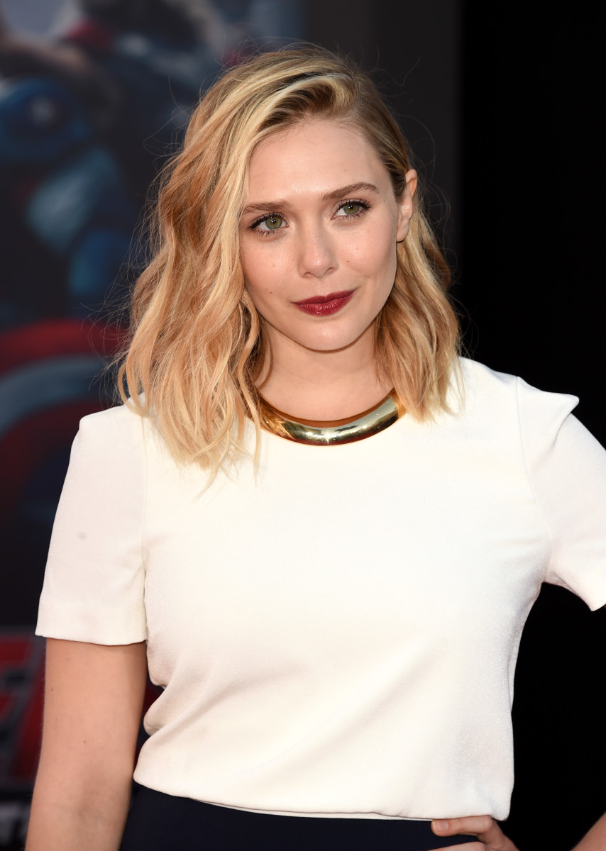 Elizabeth Olsen Beauty Avengers Age of Ultron