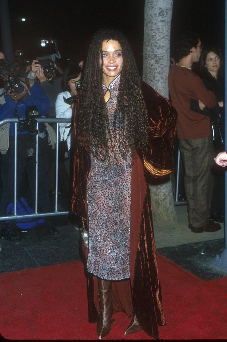 "Lisa Bonet at he Los Angeles Premiere of ""High Fidelity"" in 2000."