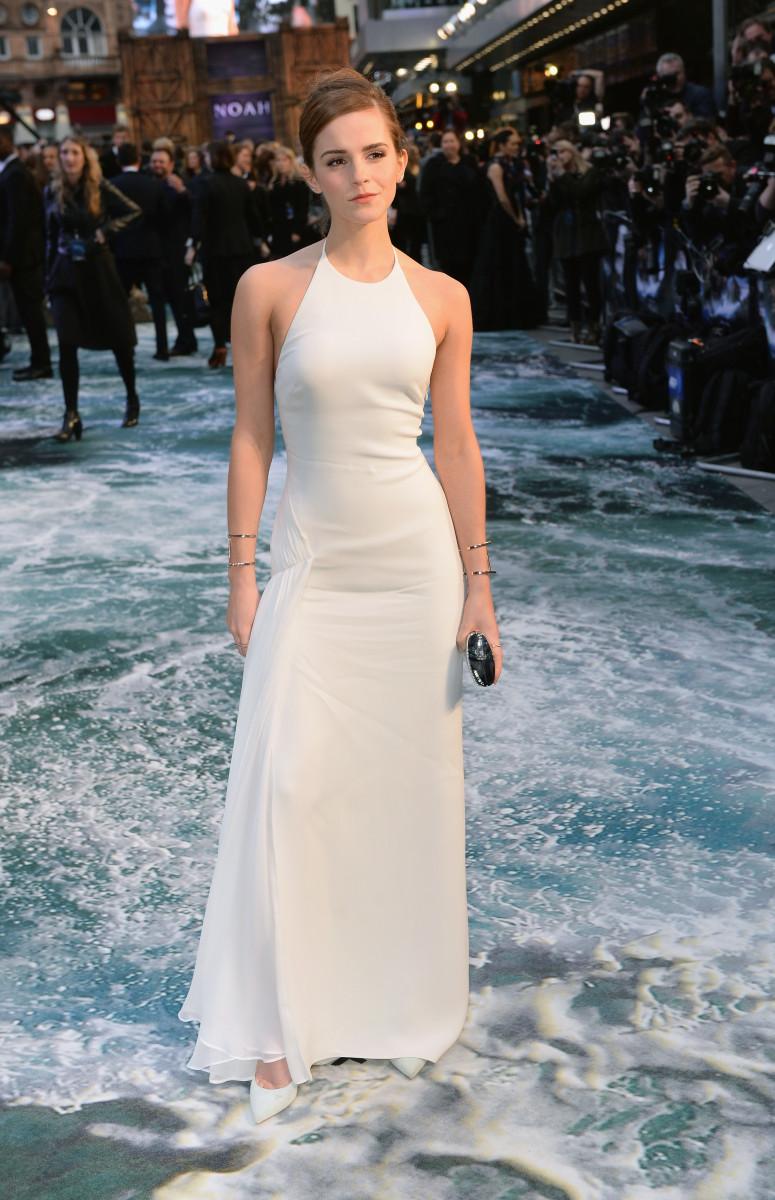 emma-watson-ralph-lauren-white-dress-noah-premiere-1