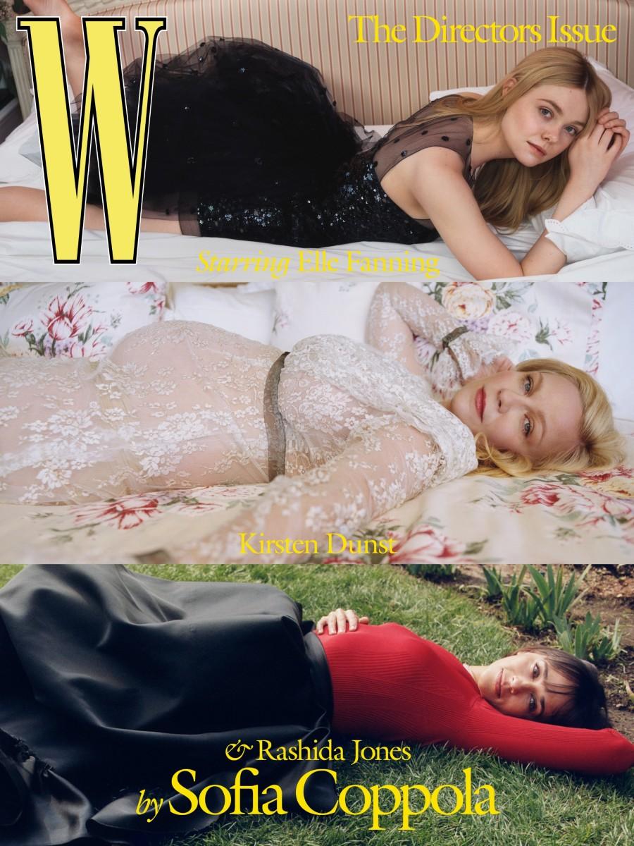 W Directors Issue Cover 2021 Sofia Coppola