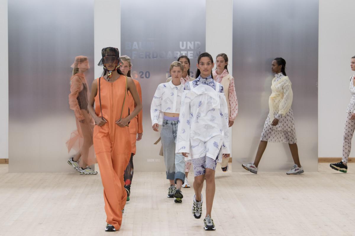 Scenes from Copenhagen Fashion Week.