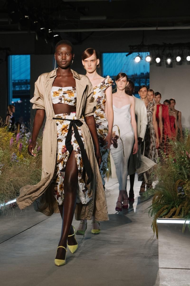 The Jason Wu Spring 2020 runway at New York Fashion Week: The Shows.