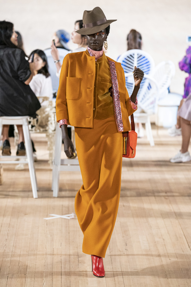 A look from Marc Jacobs's Spring 2020 collection.