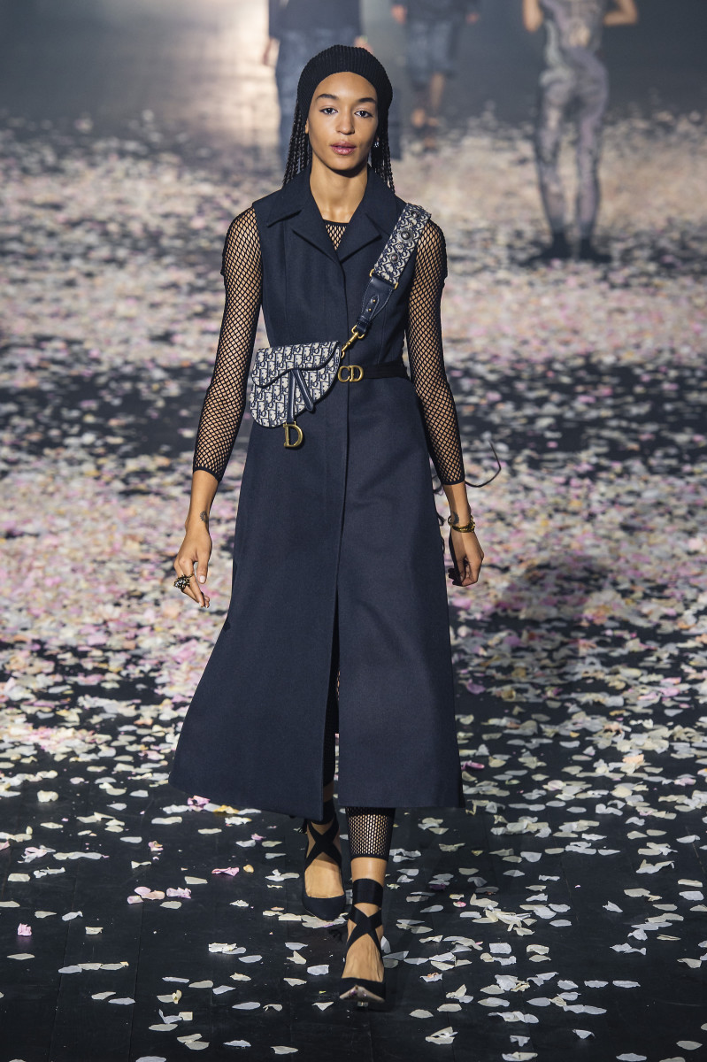 A look from Dior's Spring 2019 collection.
