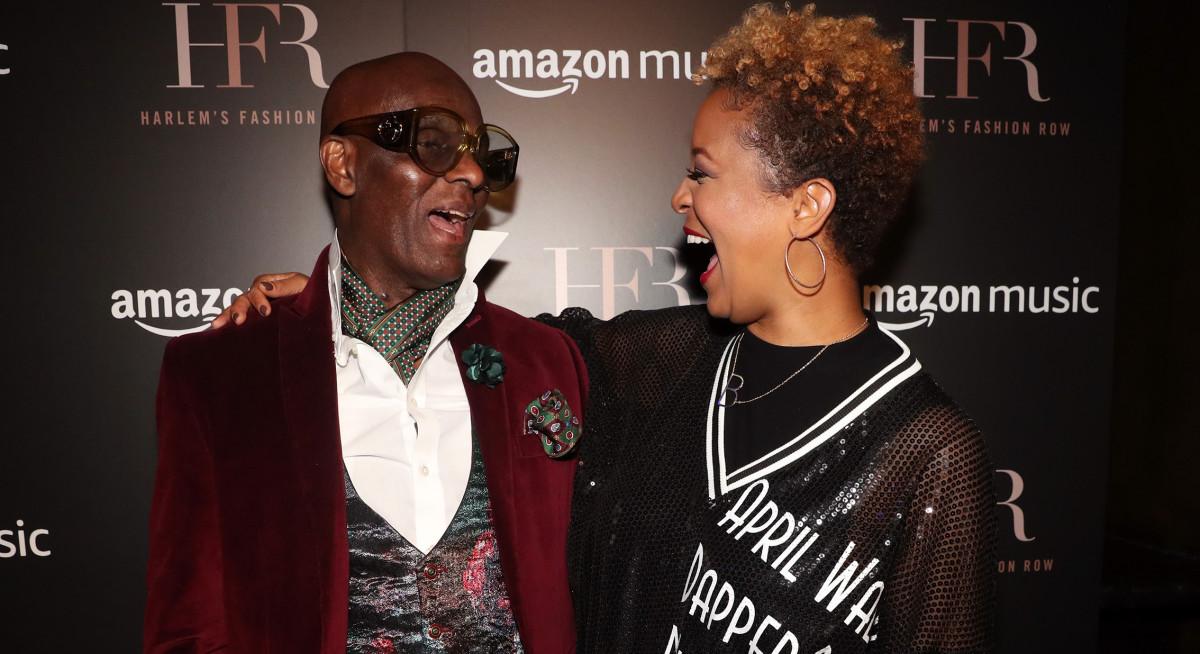 Harlem's Fashion Row Honors Dapper Dan, Misa Hylton and April Walker as Black Pioneers in Fashion