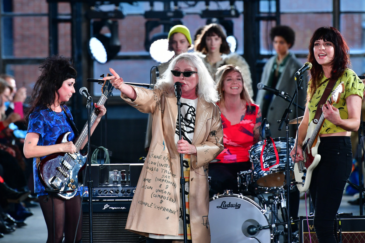 debbie-harry-coach-fall-2020-getty-images