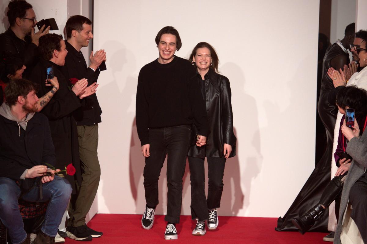 Marco Capaldi and Kikka Cavenati.