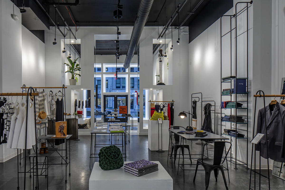 Détroit is the New Black store.