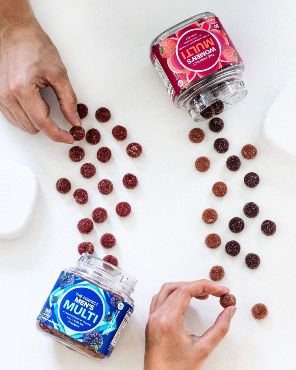 The Gummy Vitamin Boom Doesn T Seem To Be Slowing Down Anytime