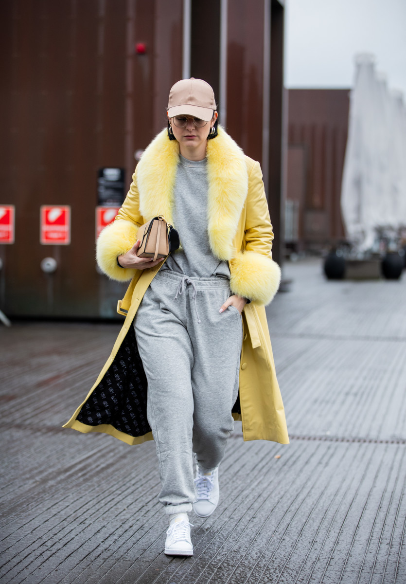 Copenhagen Fashion Week Sweatsuit January 28, 2020