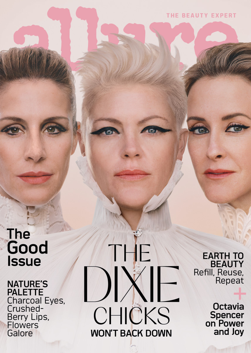 Allure April 2020 Cover The Dixie Chicks