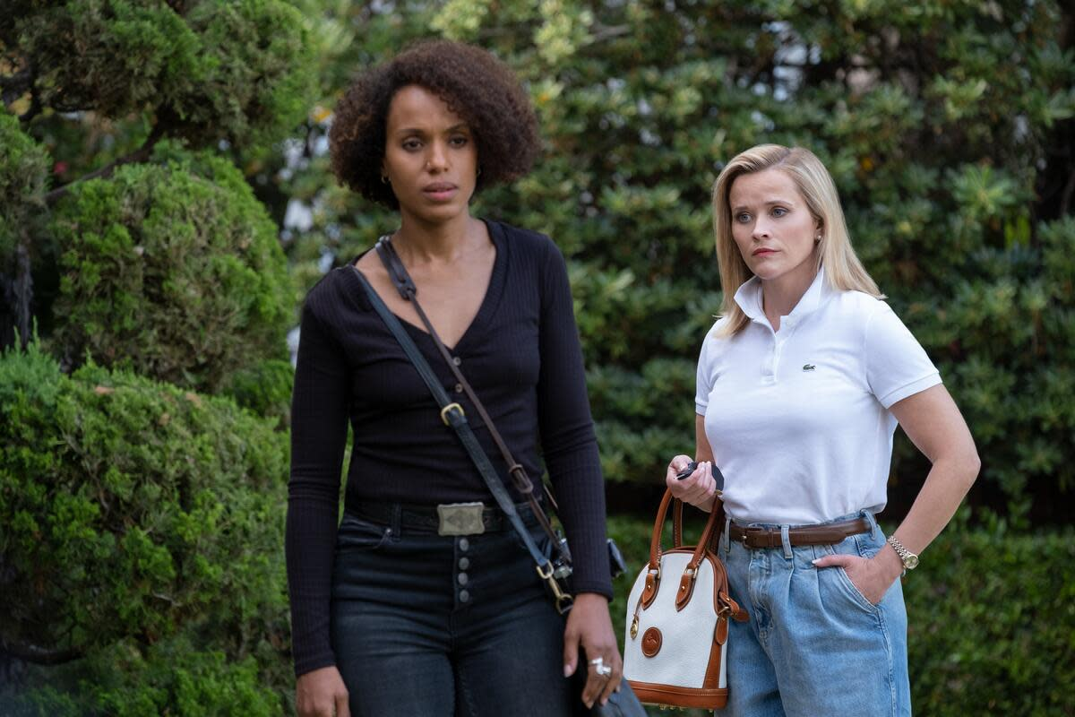 Mia (Kerry Washington) und Elena (Reese Witherspoon).