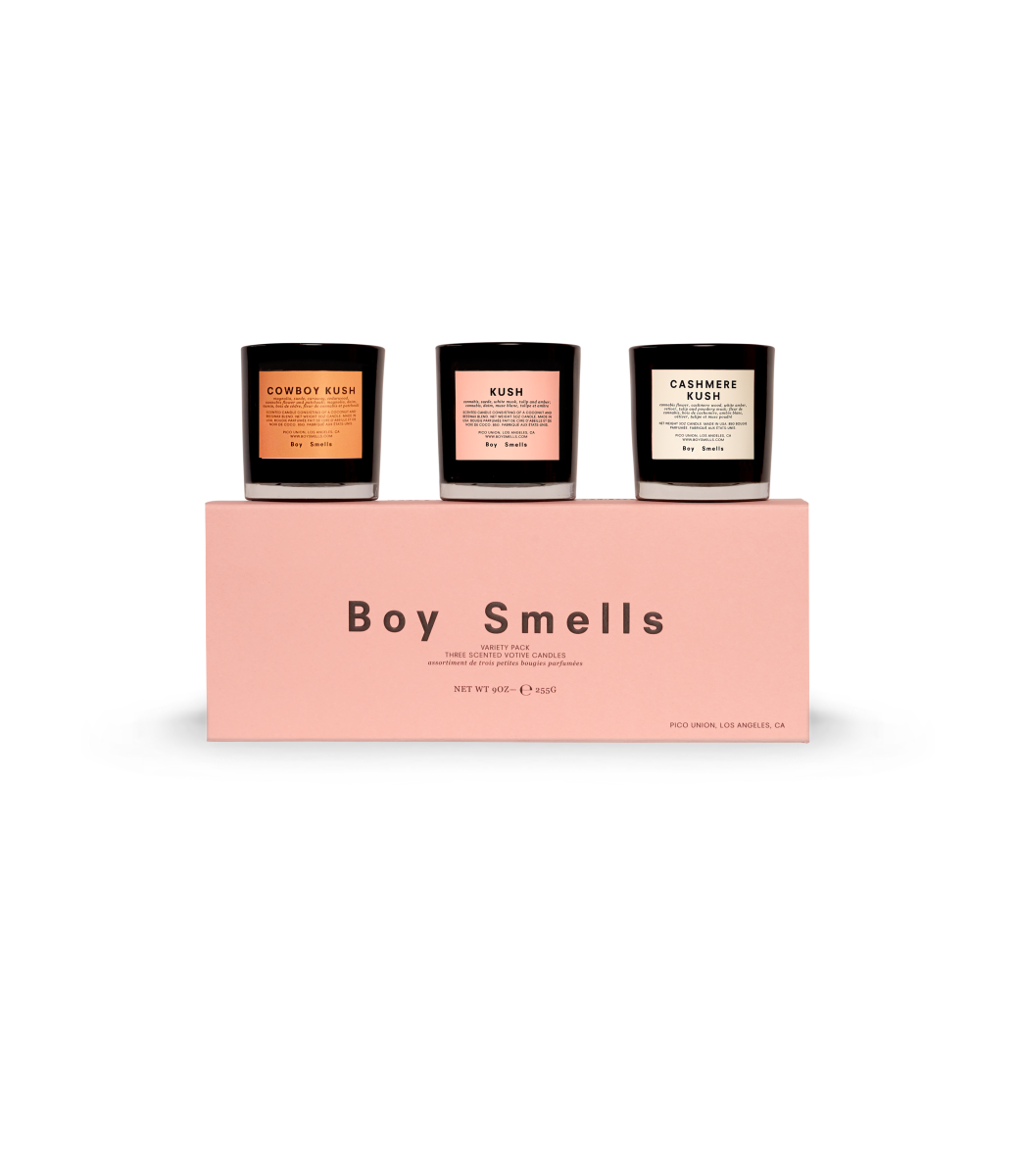 Boy Smells' 420 Collection.