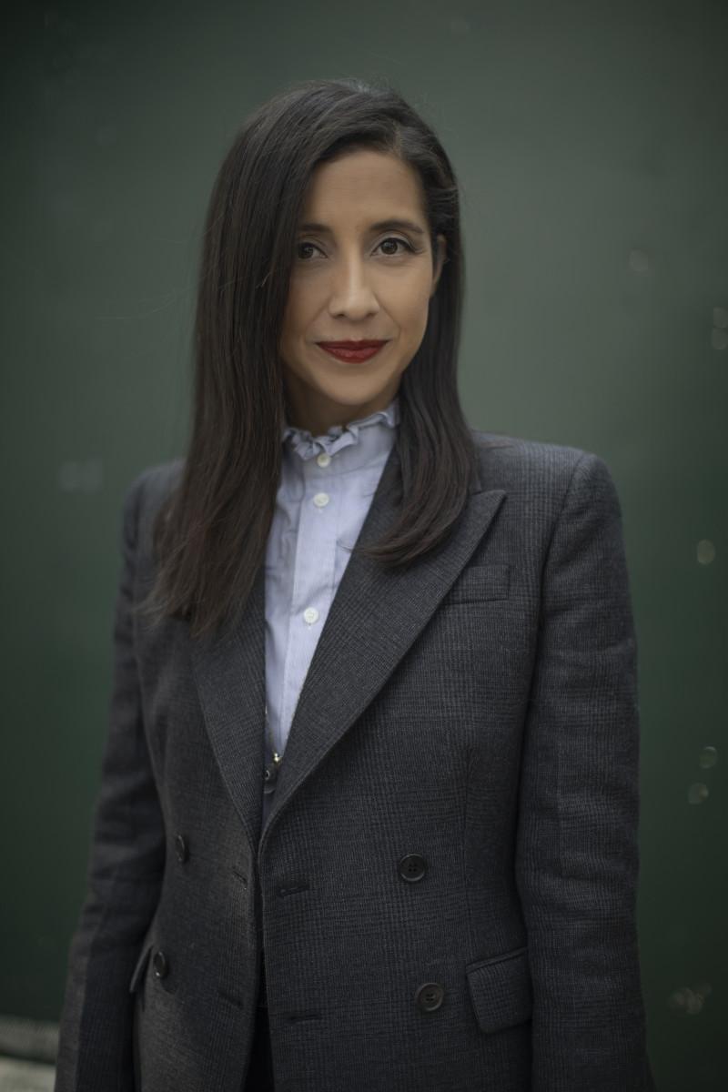 Karla Martinez de Salas.