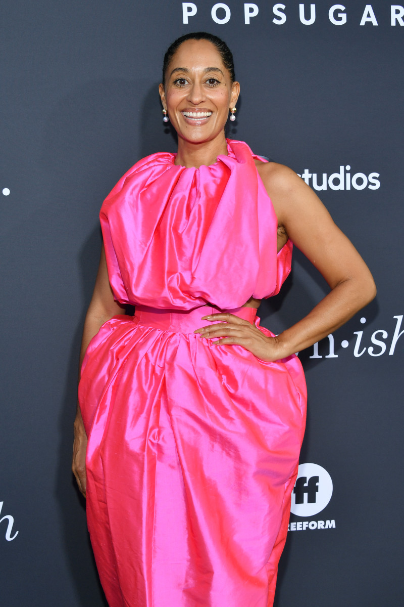 Tracee Ellis Ross Christopher John Rogers Mixed-Ish Event Getty Images