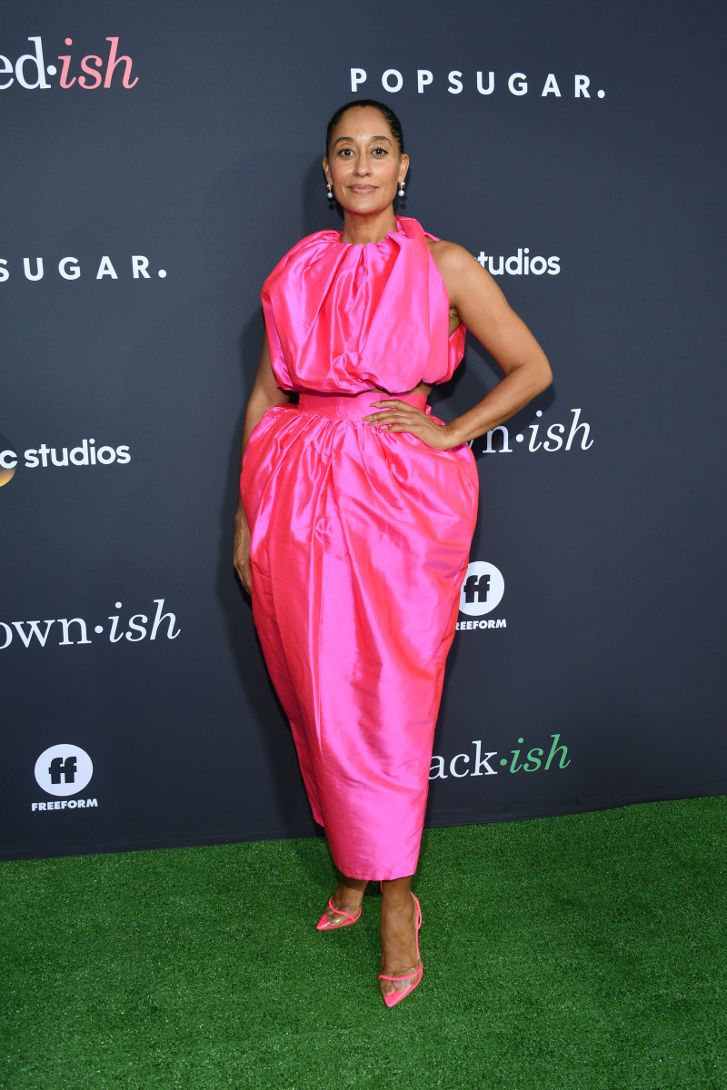 Tracee Ellis Ross Christopher John Rogers Mixed-Ish Event Getty Images 4