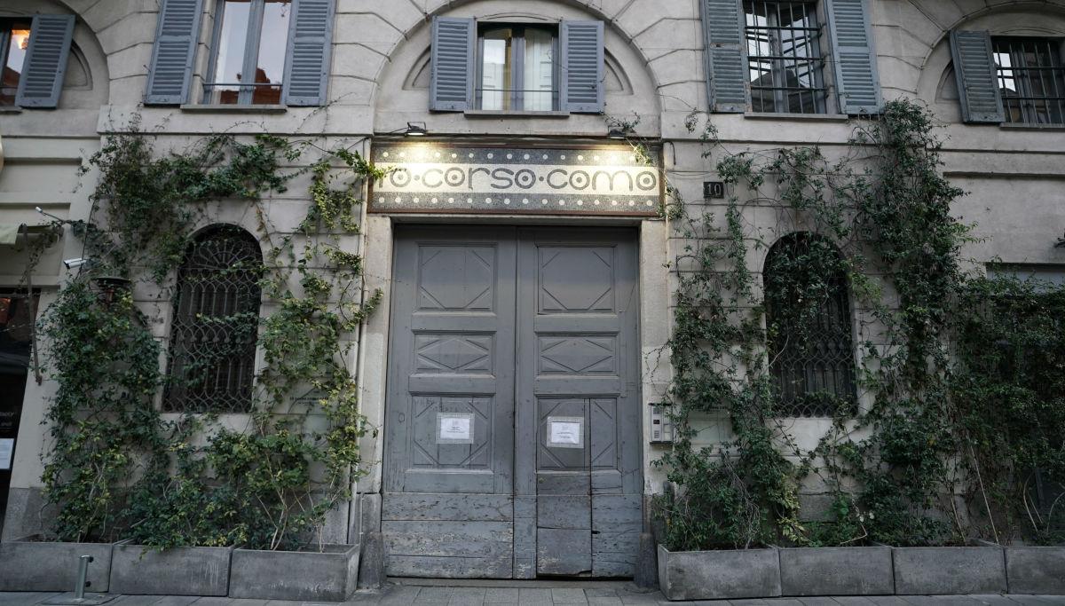 10 Corso Como boutique in Milan, Italy.