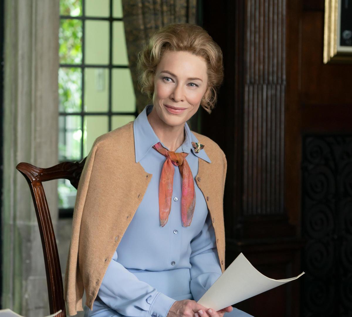 Phyllis Schlafly (Cate Blanchett).