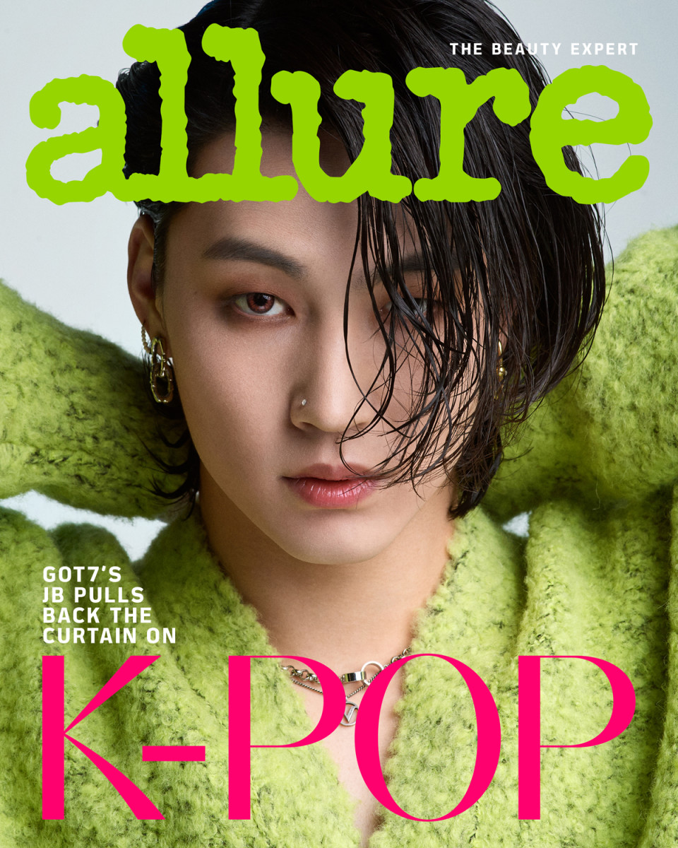 JB of GOT7 appears on an 'Allure' digital cover for its first-ever 'Best of Global Beauty' issue.