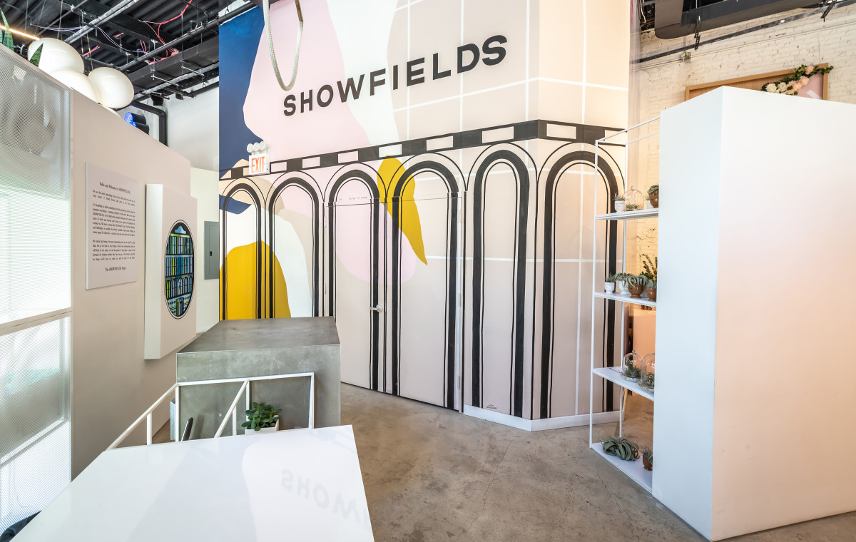 Showfields NYC.