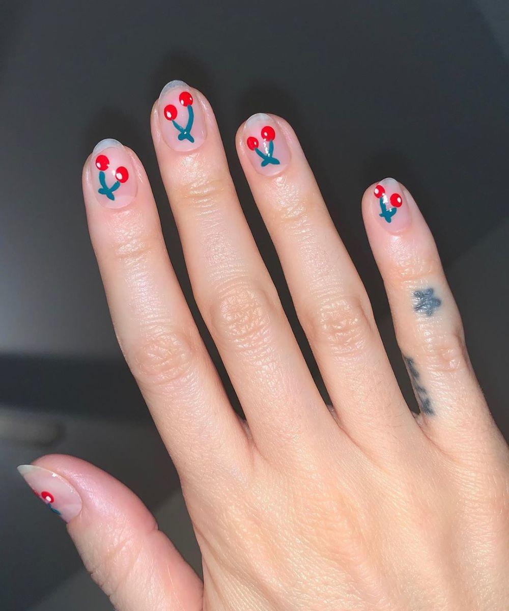chery nail art manicure