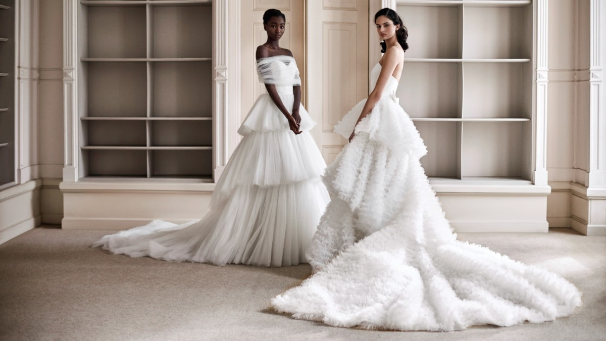 19 Wedding Dresses From The Spring 2021 Collections To Make You Feel Hopeful Fashionista,Neon Wedding Dresses