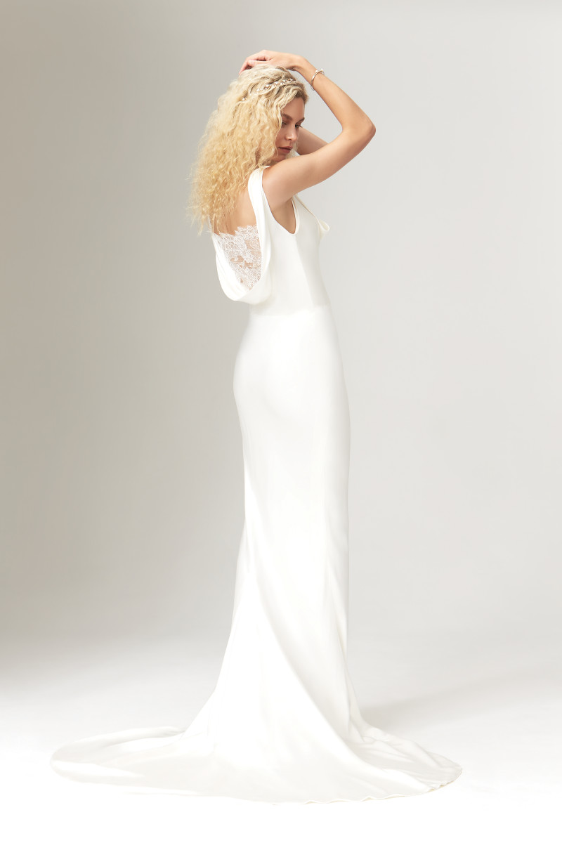 The bestselling Avalon gown from Savannah Miller Bridal.