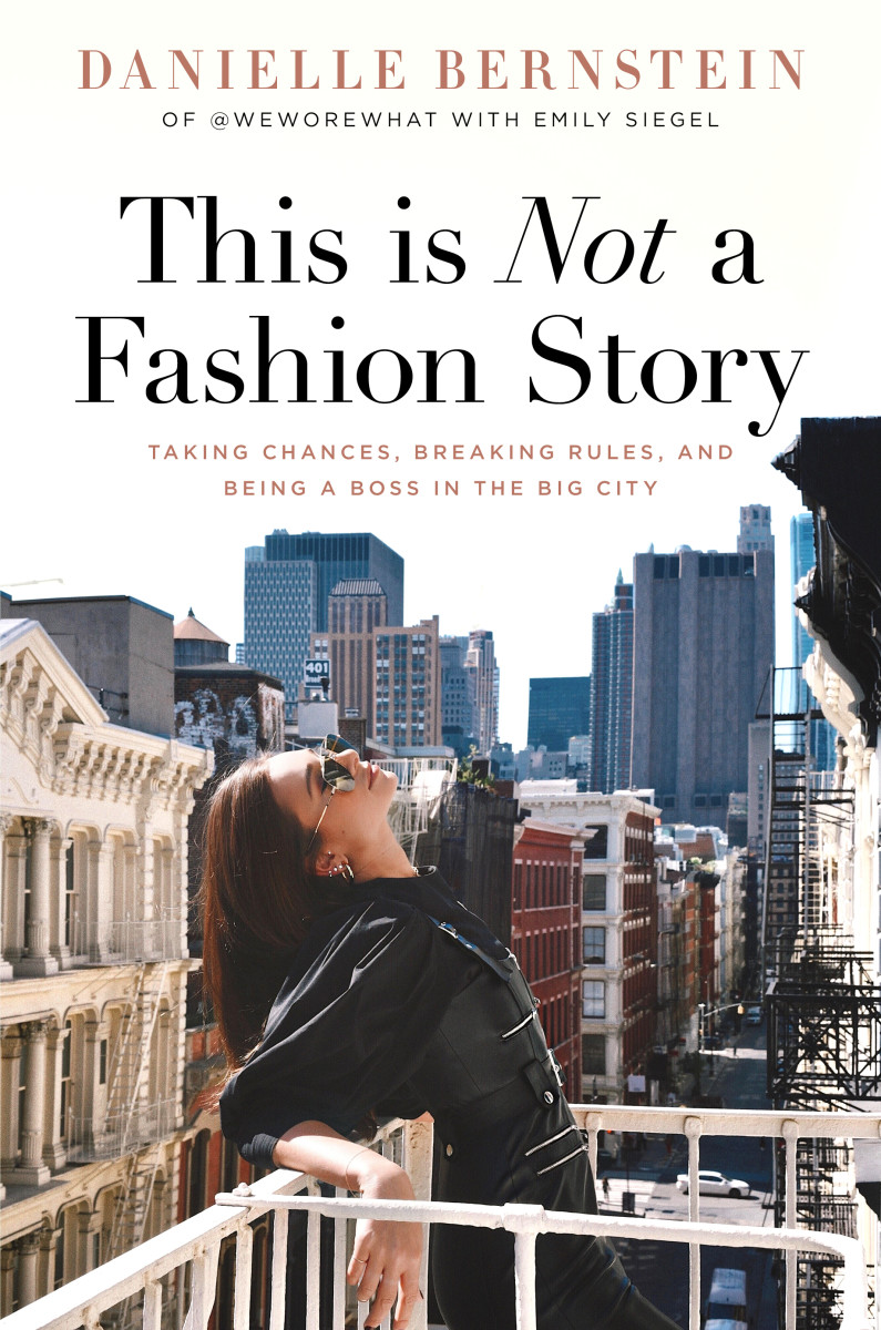 This is Not a Fashion Story Cover