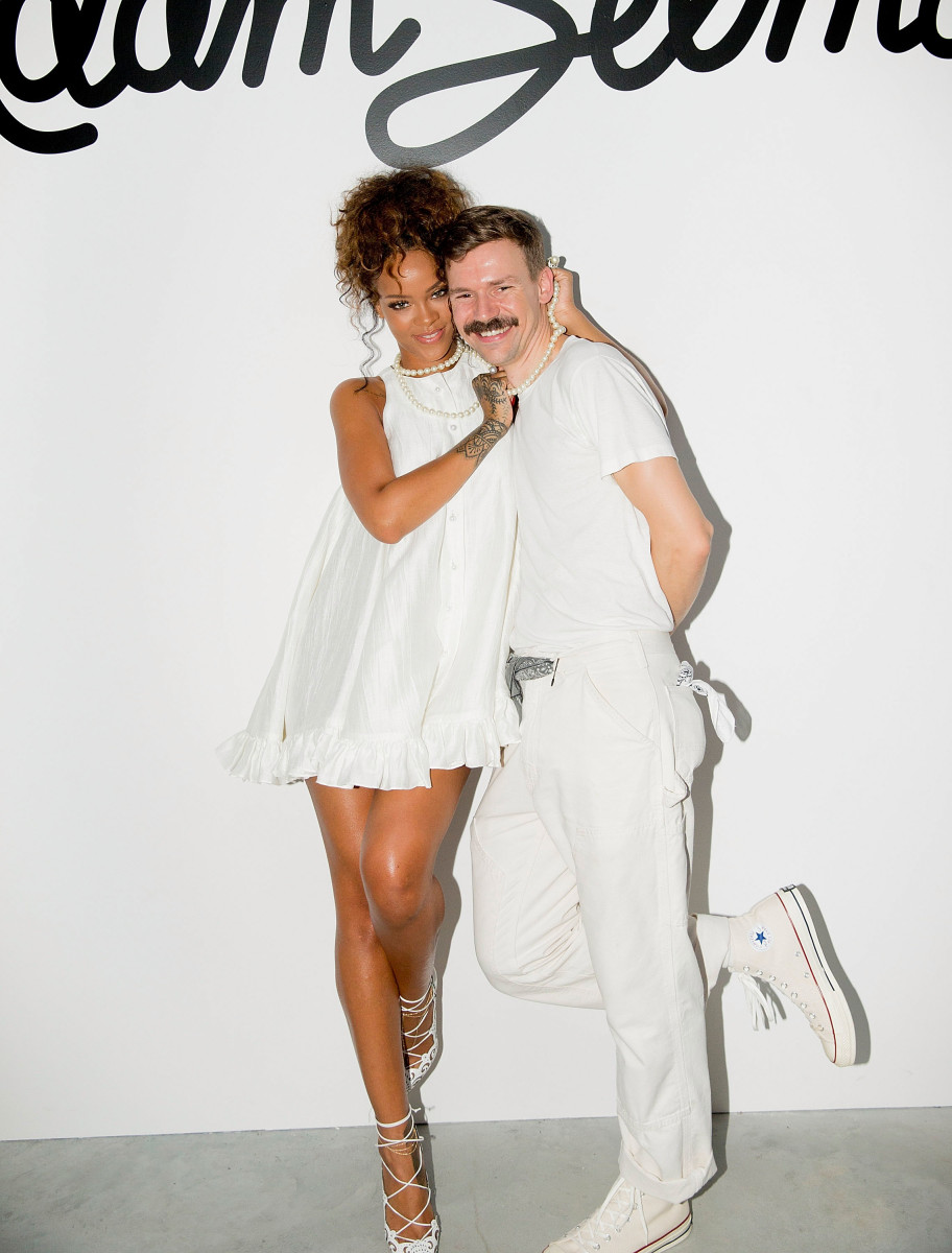 adam-selman-rihanna-white-dress-spring-2015