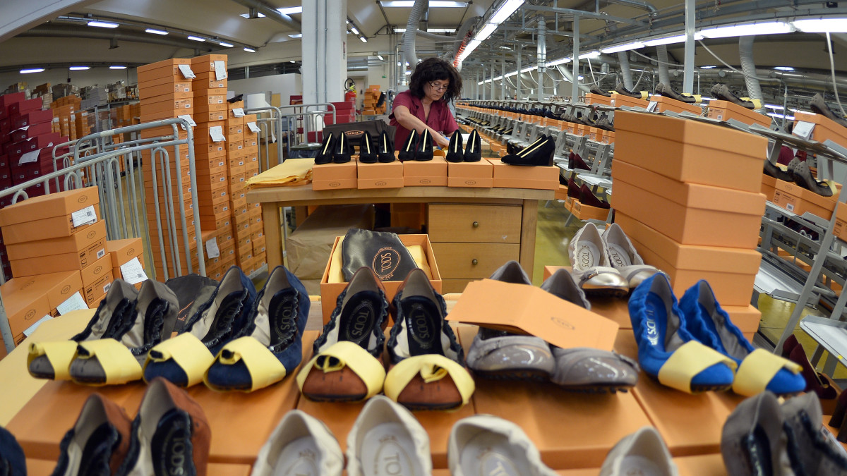In Italy, Family-Run Shoe Factories Are