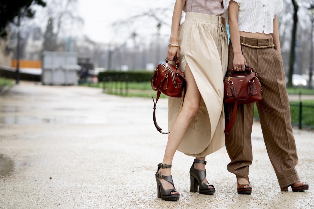 Paris Fashion Week Street Style Fall 2020 Imaxtree