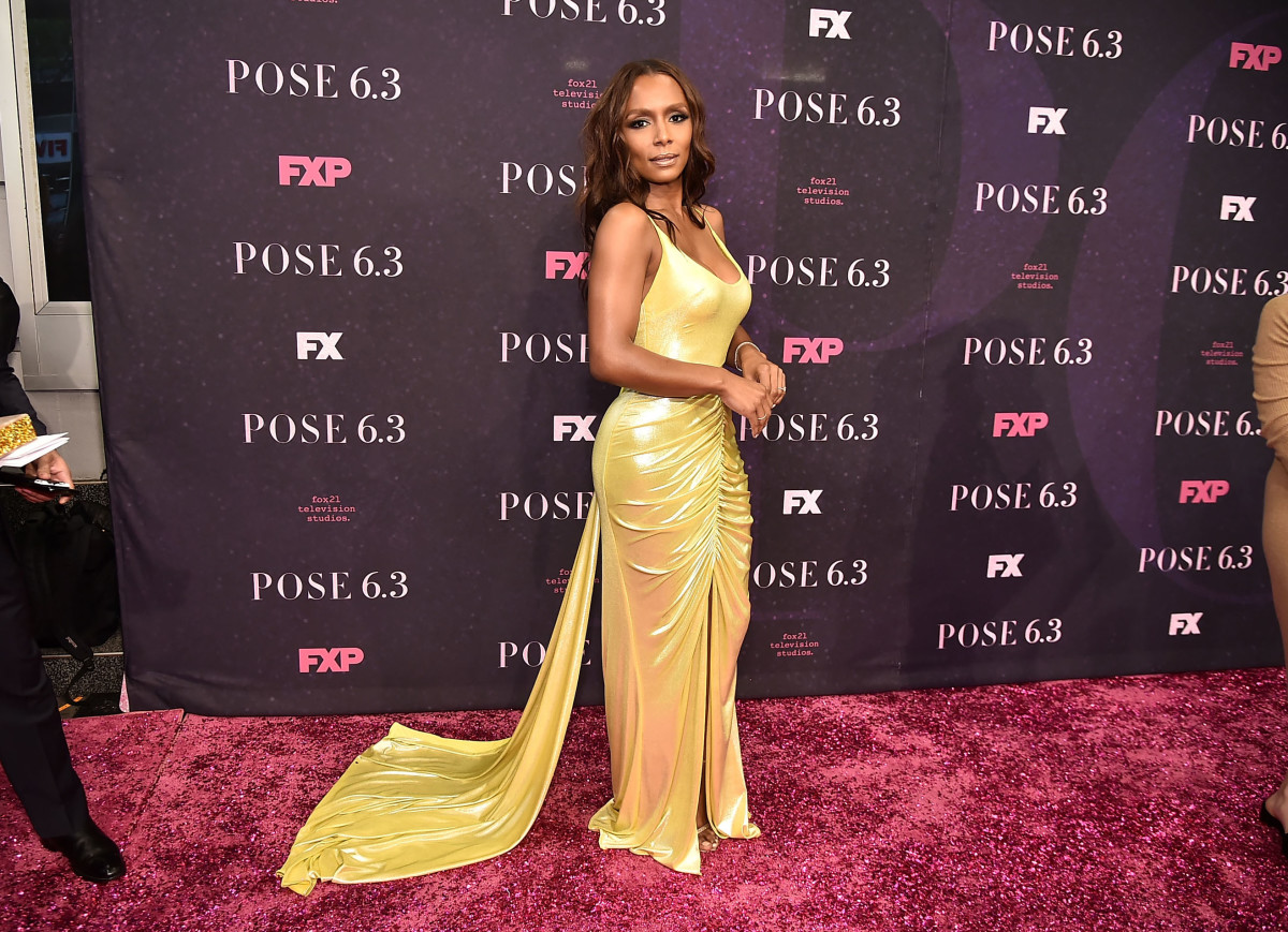 Janet Mock Christian Siriano Pose Premiere 2018