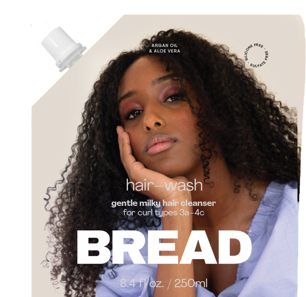BREAD Hair-Wash, $20, available here.