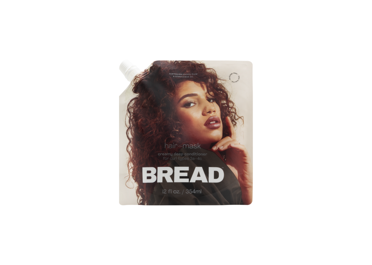 BREAD Hair-Mask, $28, available here.