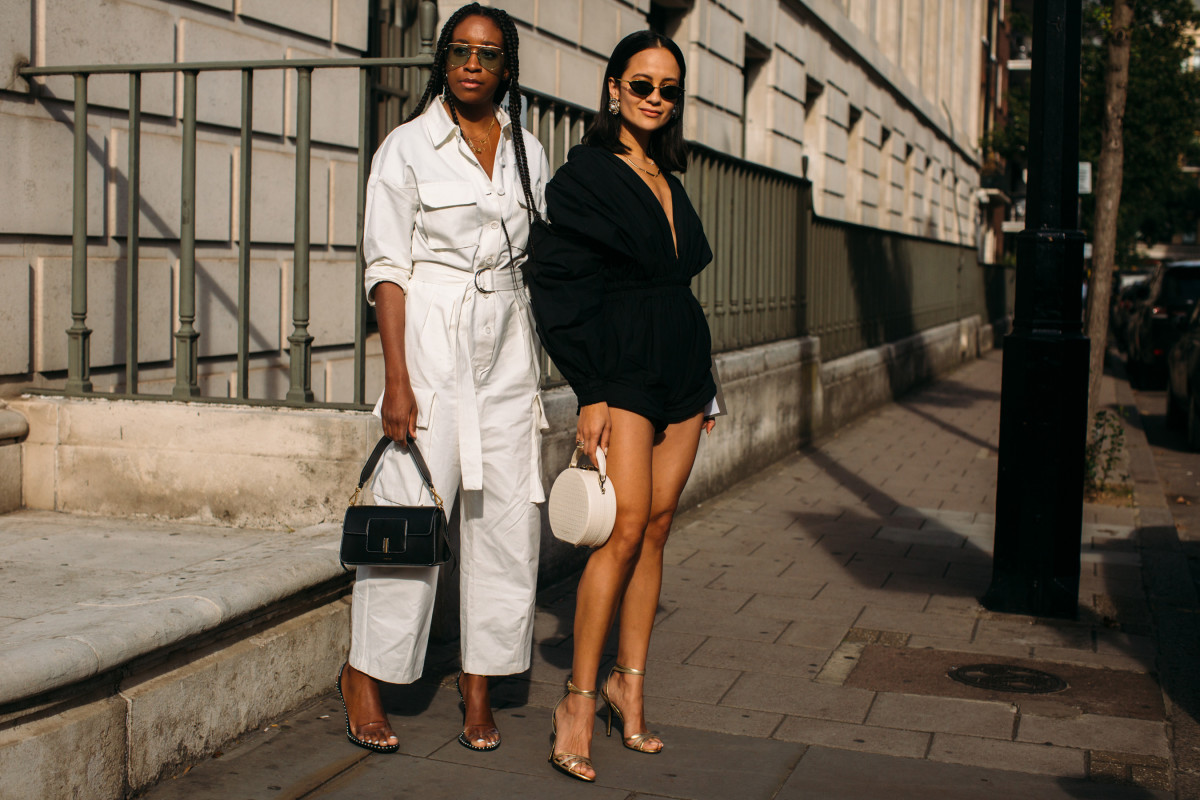 London Street Style SS20 Jumpsuits