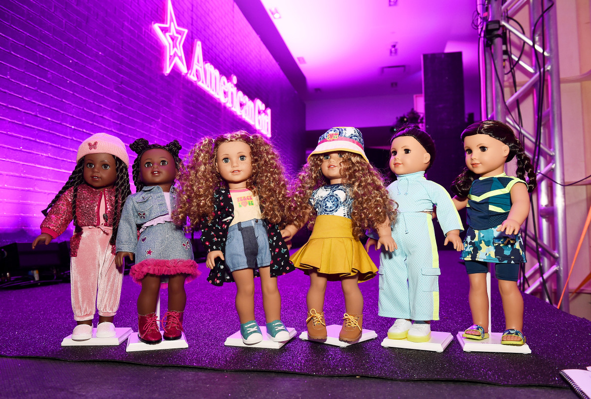 American Girl World By Us and 35th Anniversary