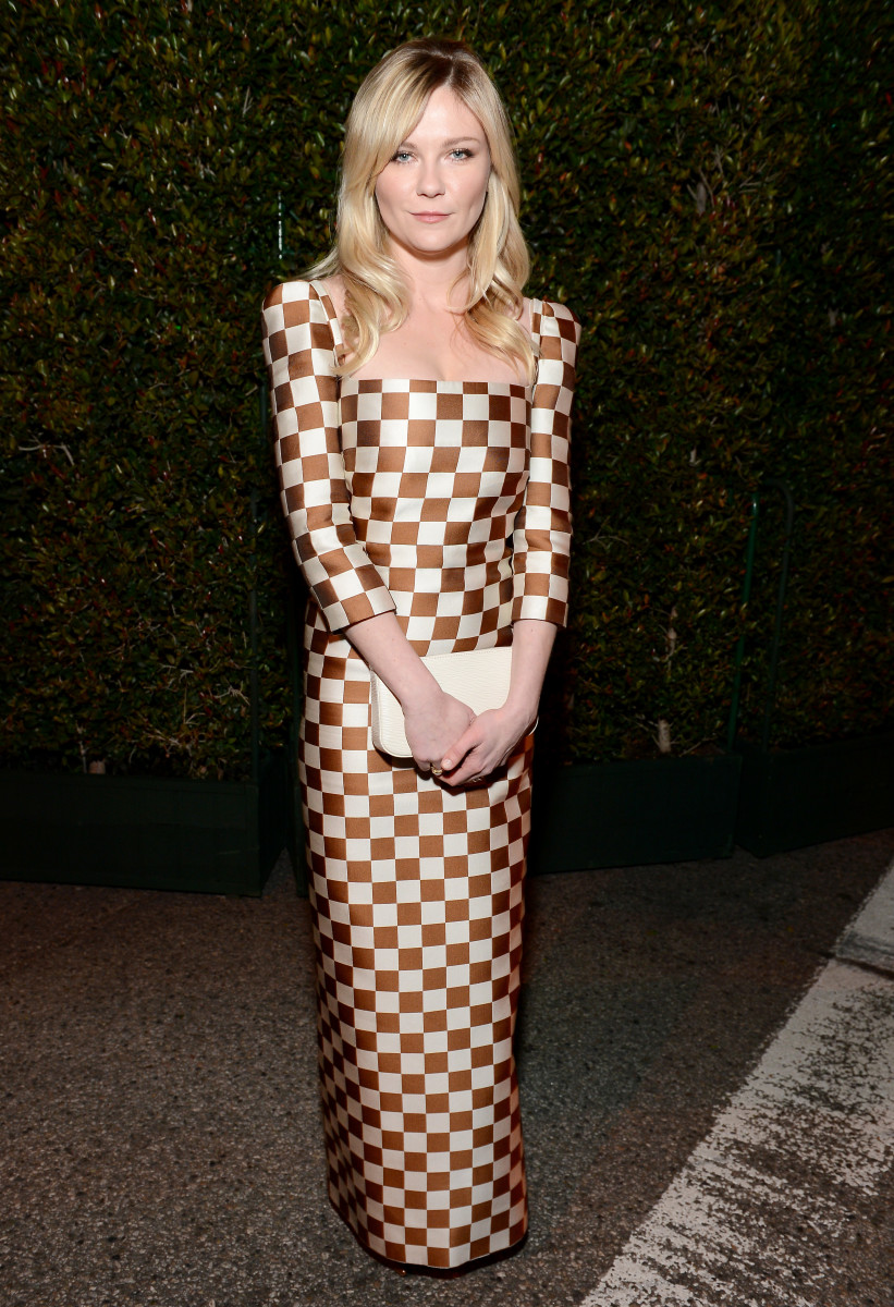 Kirsten Dunst attends The Art of Elysium's 6th Annual HEAVEN Gala 2013
