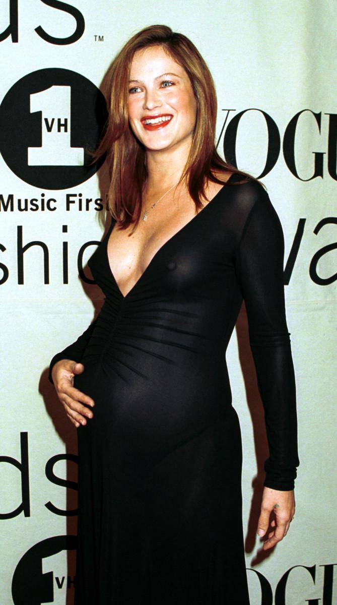 Carolyn Murphy at the 2000 VH1/Vogue Fashion Awards.