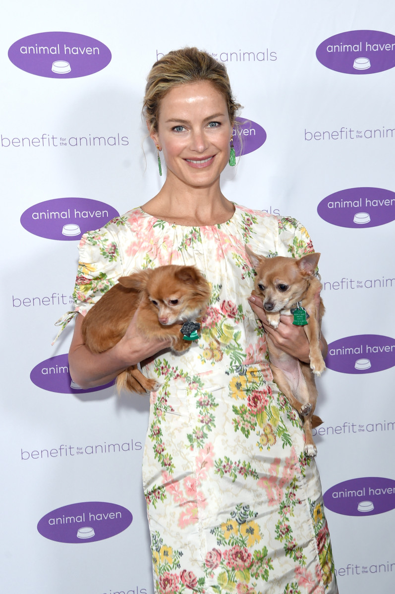 Carolyn Murphy attends the Animal Haven Gala 2019.