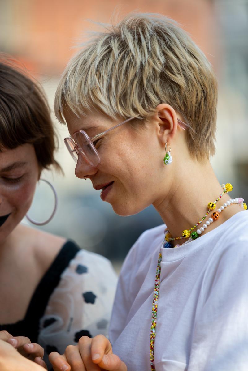 Street Style Copenhagen Fashion Week Spring:Summer 2021