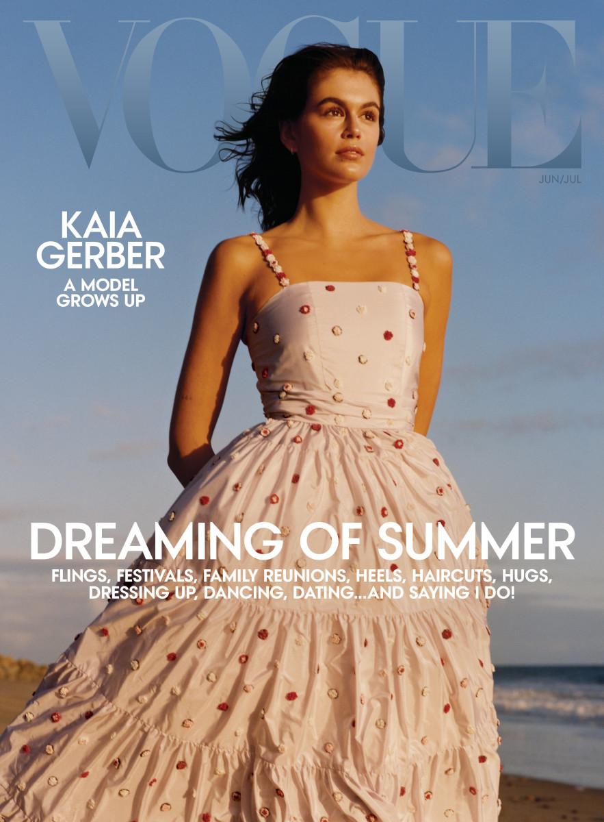 Vogue June 2021