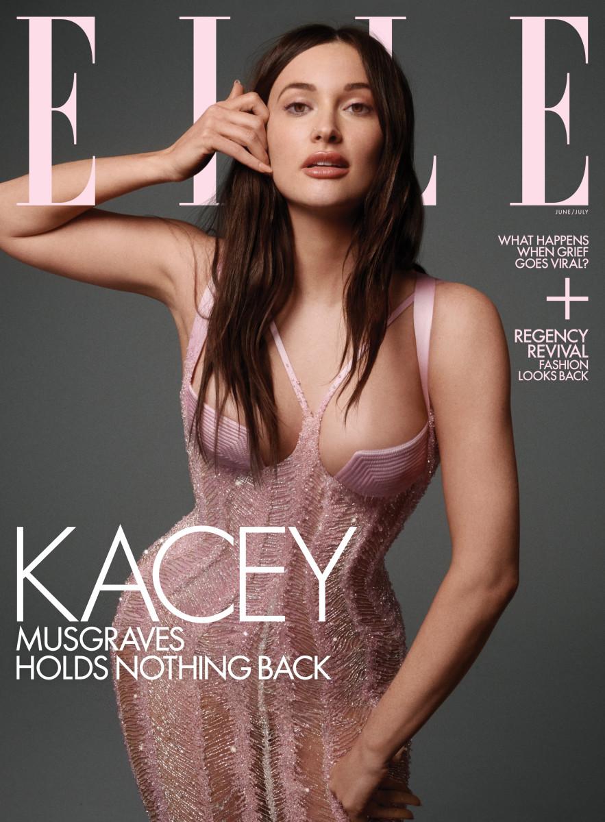 Elle Kacey Musgraves June July 2021