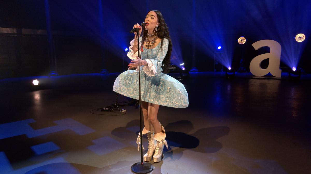 Rina Sawayama.