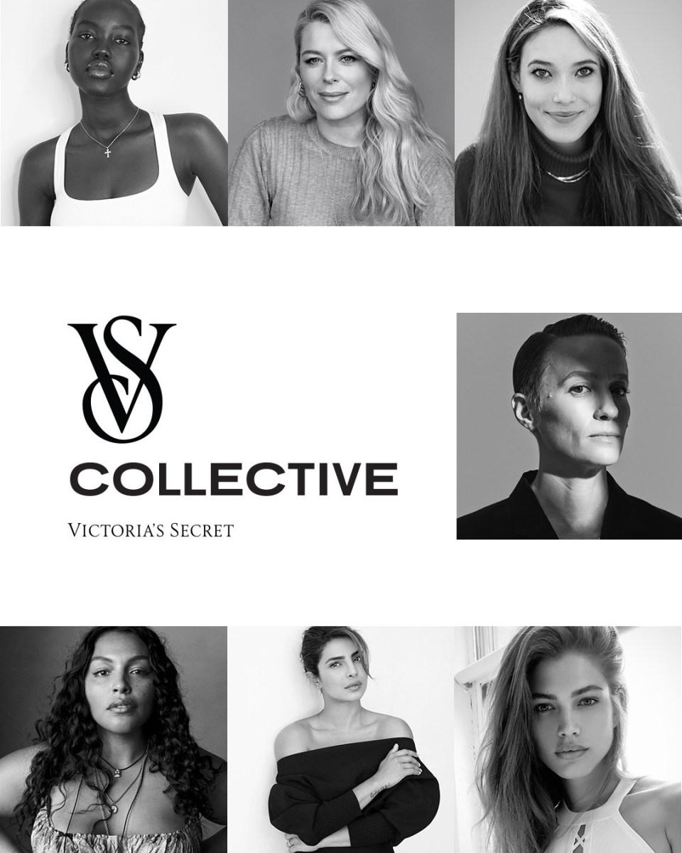 le 7 donne di VS Collective Victoria's Secret