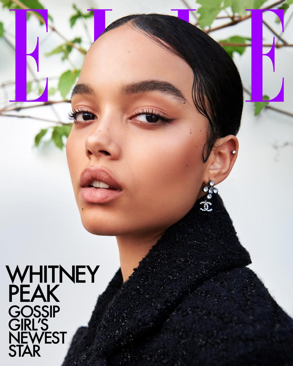 Elle Whitney Peak Digital Cover