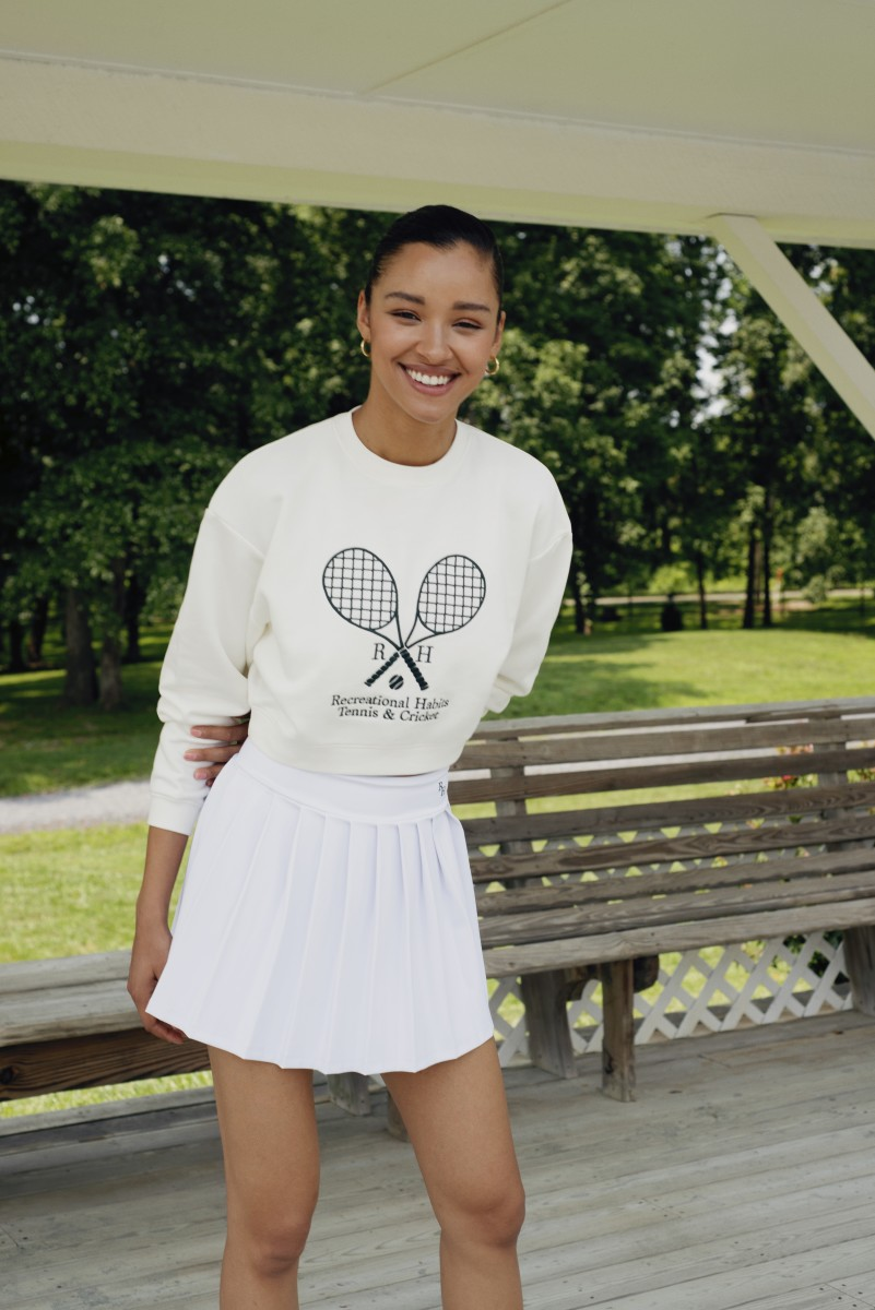 Recreational Habits Tennis Skirt 4